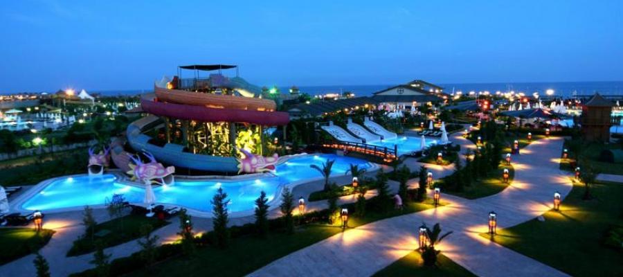 Limak Lara Deluxe Hotel And Resort